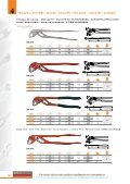 tenazas / pincers / pinces / zangen / tenaglie / alicates ... - Ega Master - Page 6