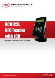 2.0. ACR122L API
