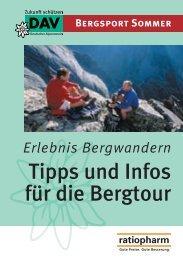 Tipps und Infos
