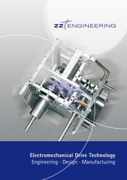 Electromechanical Drive Technology Engineering · Design ...