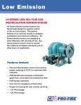 PACKAGED BURNER SYSTEM CATALOG - Page 5