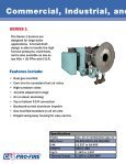 PACKAGED BURNER SYSTEM CATALOG - Page 6