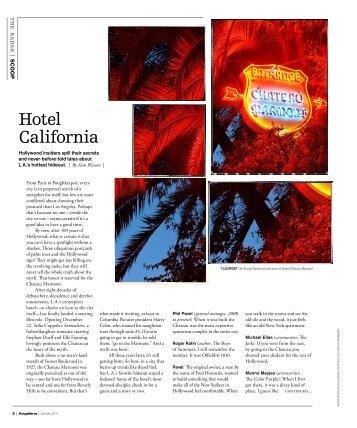 Hotel California - Sam Wasson