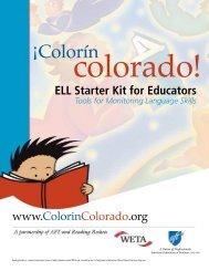 ELL Starter Kit for Educators - Colorín Colorado