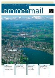 Luzern - Gemeinde Emmen