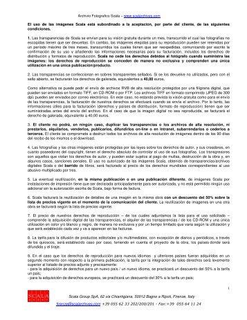 Scala Group SpA, 62 via Chiantigiana, 50012 ... - Archivio Scala