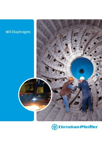 Mill Diaphragms - Christian Pfeiffer