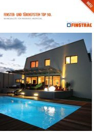 Finstral Top90 Programm - Fenster Troll