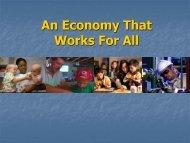 Economics Education EC Presentation - New Rules for Global Finance