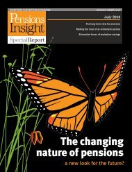 PI_Special Report_July10 NEW 9:Layout 1 - Pensions Insight