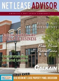 New Hires & Promotions - Calkain Companies