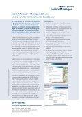 licenseManager - con terra GmbH - Seite 2