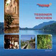 TESSINER WOCHEN - Compass Group