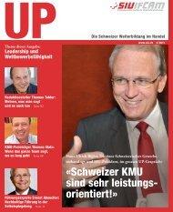 «Schweizer KMU sind sehr leistungs- orientiert!» - Tobler + Tobler