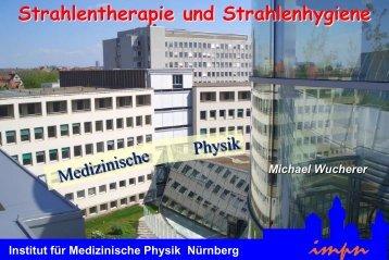 hochkonformale Strahlentherapie