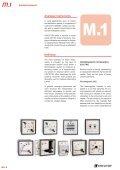 Analogue instruments - Circutor - Page 4