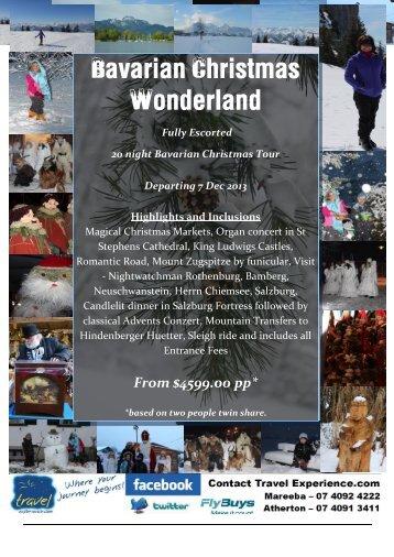 Bavarian Christmas Magic PDF[2]. - Travel Experience