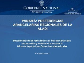 3 - Ministerio de Comercio e Industrias