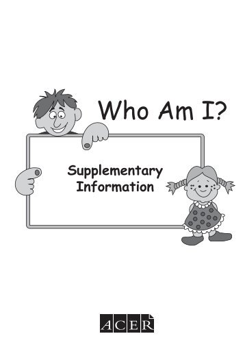 Who Am I? - ACER