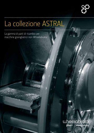 La collezione ASTRAL - Wheelabrator