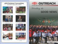 OUTREACH: December 2013 - January 2014 - 1.84 MB - Indian ...