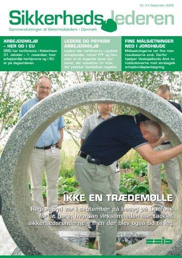 Medlemsblad nr. 3 2005