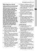 Felhasználói kézikönyv Upute za uporabu - eBolt - Page 5