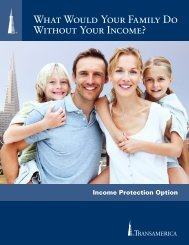 What Would Your Family Do Without Your Income? - Life Professionals