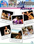 International Week a multicultured success - Ohio University Alumni ... - Page 3