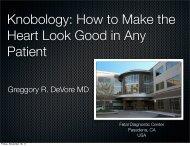 Greggory R. DeVore MD - Cmebyplaza.com