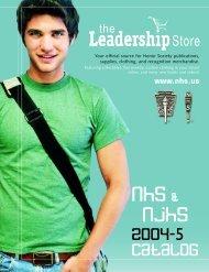 NHS Catalog
