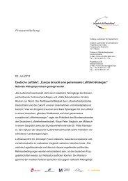 Pressemitteilung - BDL