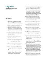 Chapter 229 Antihistamines - McGraw-Hill Medical: Fitzpatrick's ...
