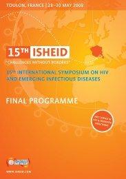 ISHEID Final Programme.pdf - Colloquium