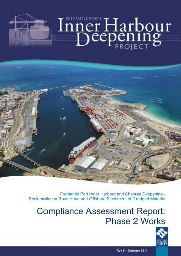 IHD CAR Phase 2 Works 1 Cover and Executive ... - Fremantle Ports