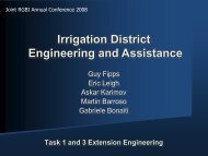 Guy Fipps - 2013 Rio Grande Basin Initiative Meeting