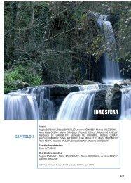 Idrosfera - Annuario dei dati ambientali - Ispra