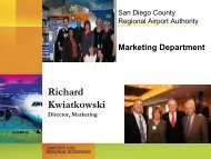 Richard Kwiatkowski - San Diego International Airport