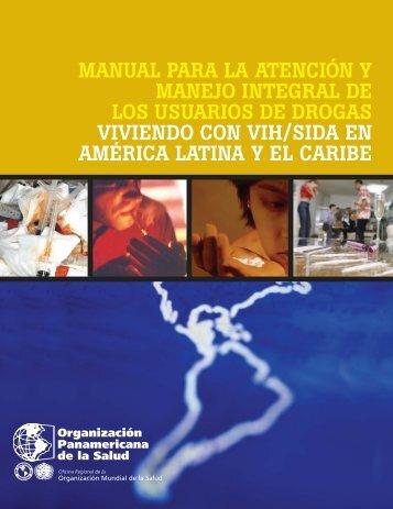 manual para la atención y manejo integral de los usuarios de ...
