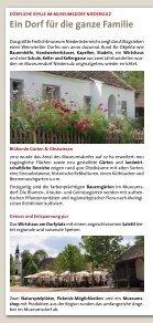 museumsdorf_Heft_2014_keindruck - Museumsdorf Niedersulz - Seite 2