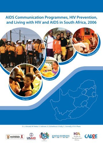 National HIV and AIDS Communication Survey - Johns Hopkins ...