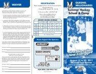 Summer Hockey School & Camp - Esports Desk