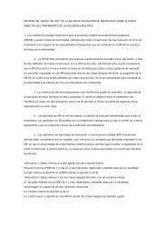 """informe del grupo """"ad hoc"""" - Sociedad Valenciana de Neurología"""