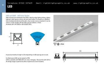 LED - LightGraphix