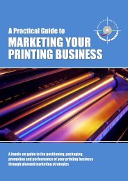 A Practical Guide to Marketing Your Printing Business - PrintNet