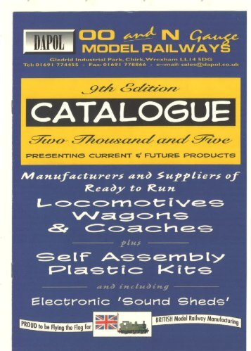 9th edition catalogue N section only