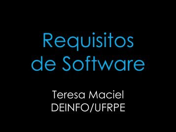 Eng.SW - Aula Requisitos