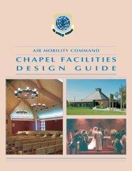 Chapel Facilities Design Guide - The Whole Building Design Guide