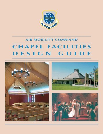 Chapel Facilities Design Guide - The Whole Building Design Guide