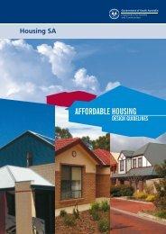 Affordable homes design guidelines.pdf - sa.gov.au